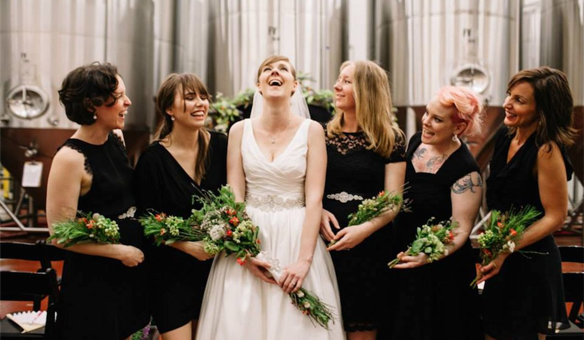 9 Venues That Prove You Cant Beat A Brewery Wedding