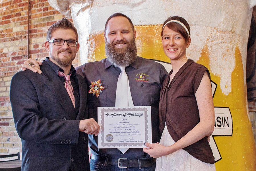 lakefront brewery weddings
