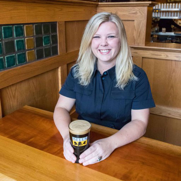Bell's Brewery CEO Laura Bell