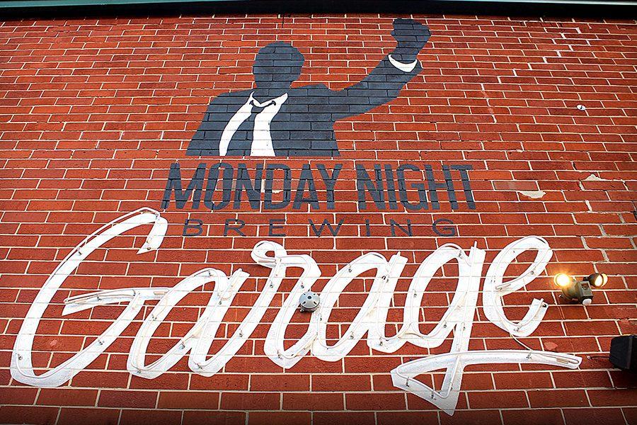 monday night brewing garage