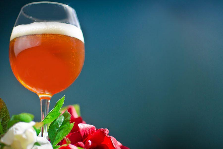beer flowers