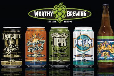 NEW CAN - PRESS RELEASE with bottle
