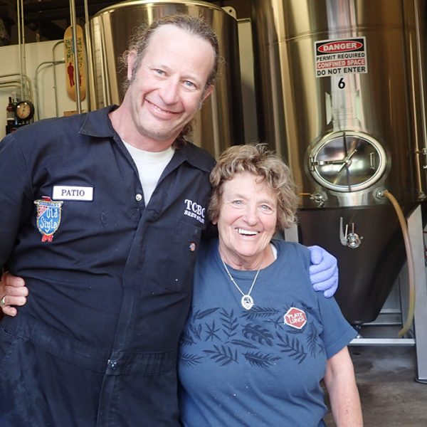 Nancy Noll homebrewer