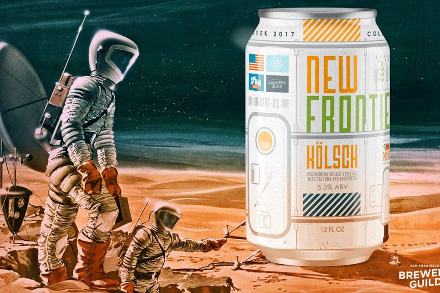 New Frontier Kölsch Collaboration