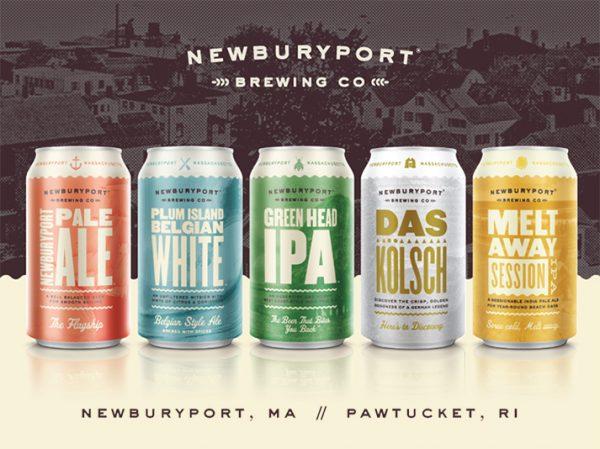 Newburyport brewing announces rhode island sister brewery for Rhode island craft beer