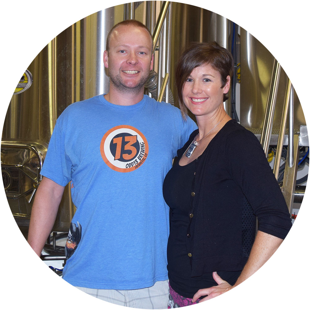 Odd 13 Brewery Couples