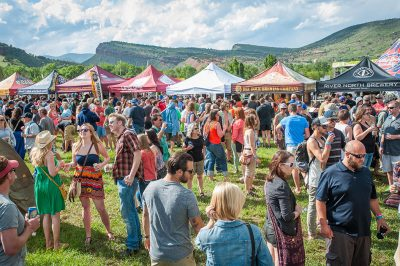 Oskar Blues Beer Festivals 2017