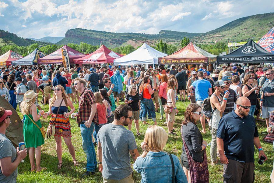 Oskar Blues Beer Festivals 2017