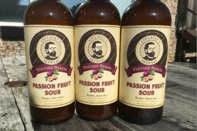 Passion Fruit Sour