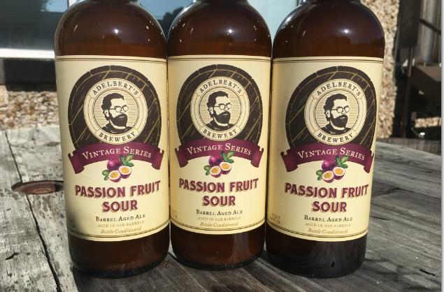 Passion Fruit Sour