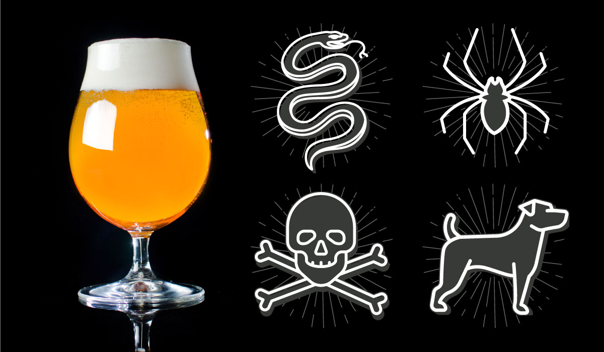 9 beers to match your personal phobias for Take craft beer back