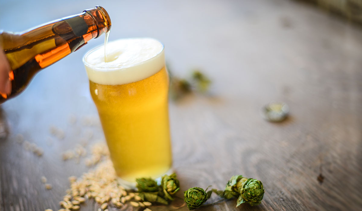 Behind the pilsner the beer style that conquered the world for Craft beer and food