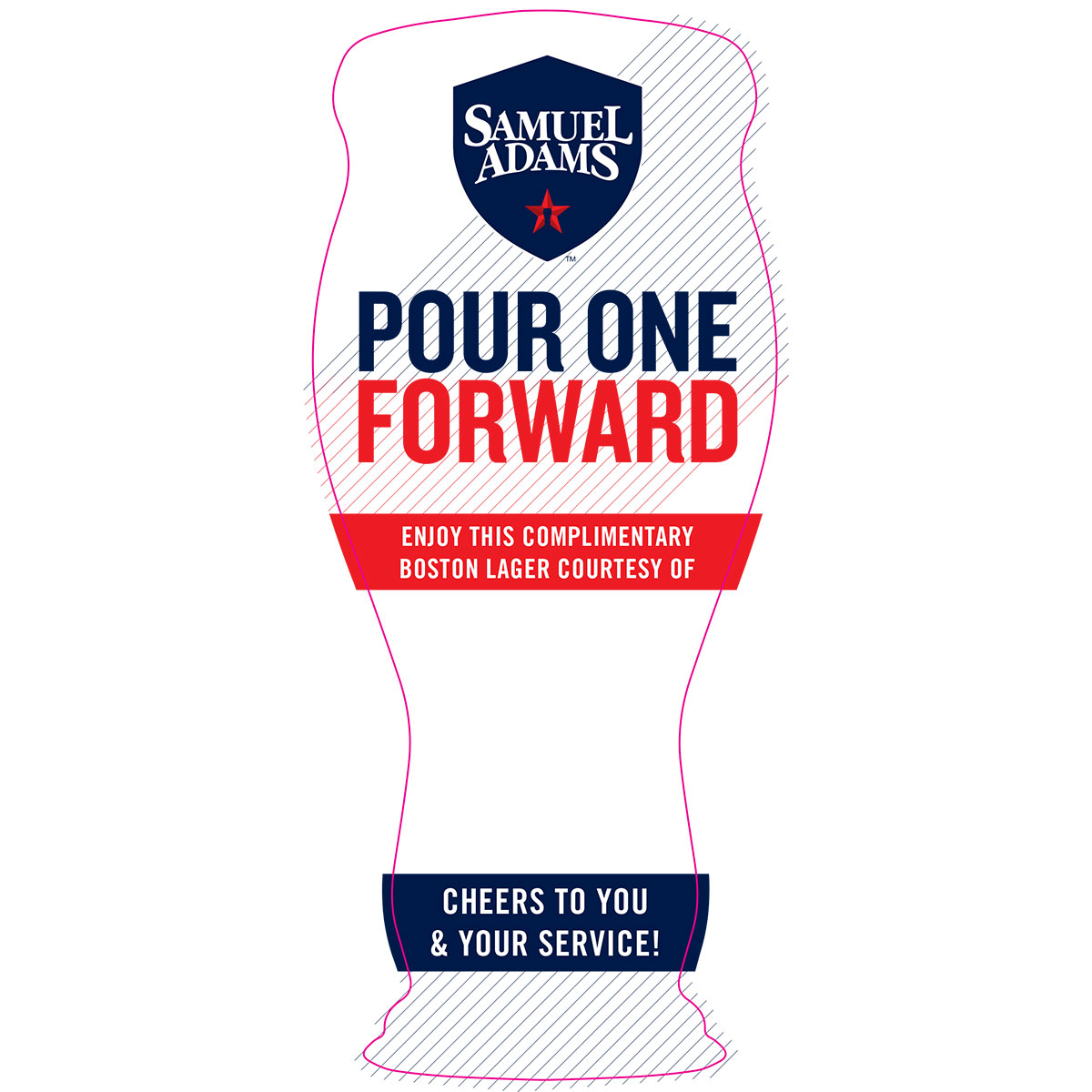 pour one forward voucher