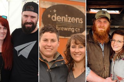 brewery couples