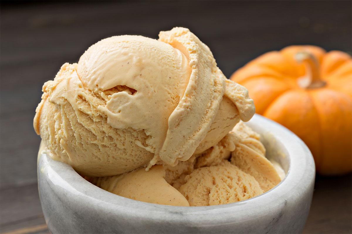 Pumpkin Beer Ice Cream | CraftBeer.com