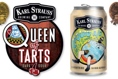 KARL's GABF medal-winning Queen of Tarts & Liquid A/C