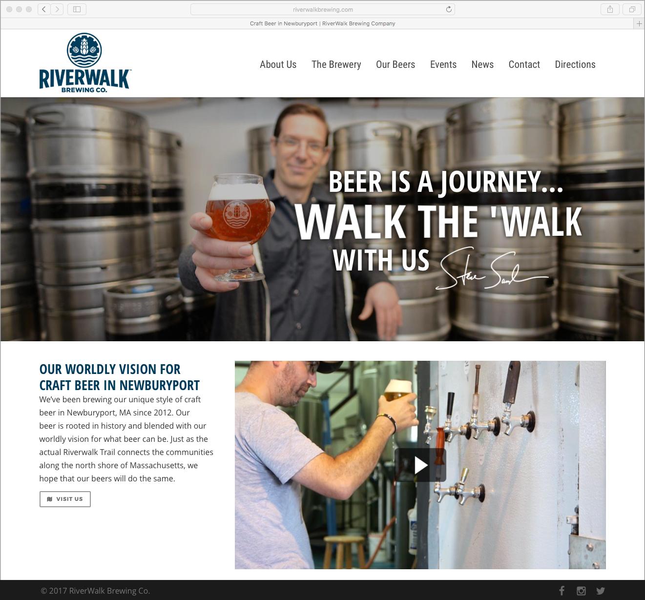 RiverWalk-Brewing-Website