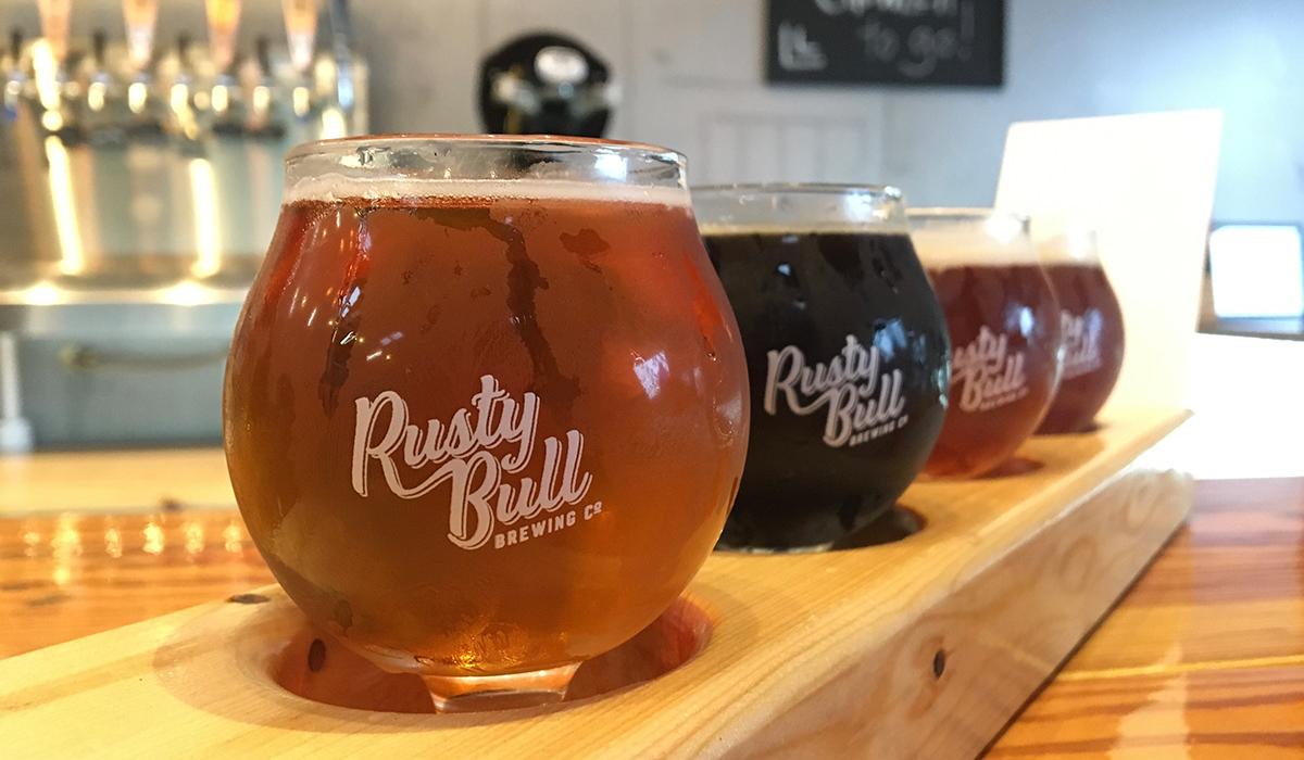 Rusty Bull Brewing