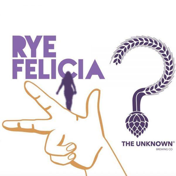 Rye Felicia IPA