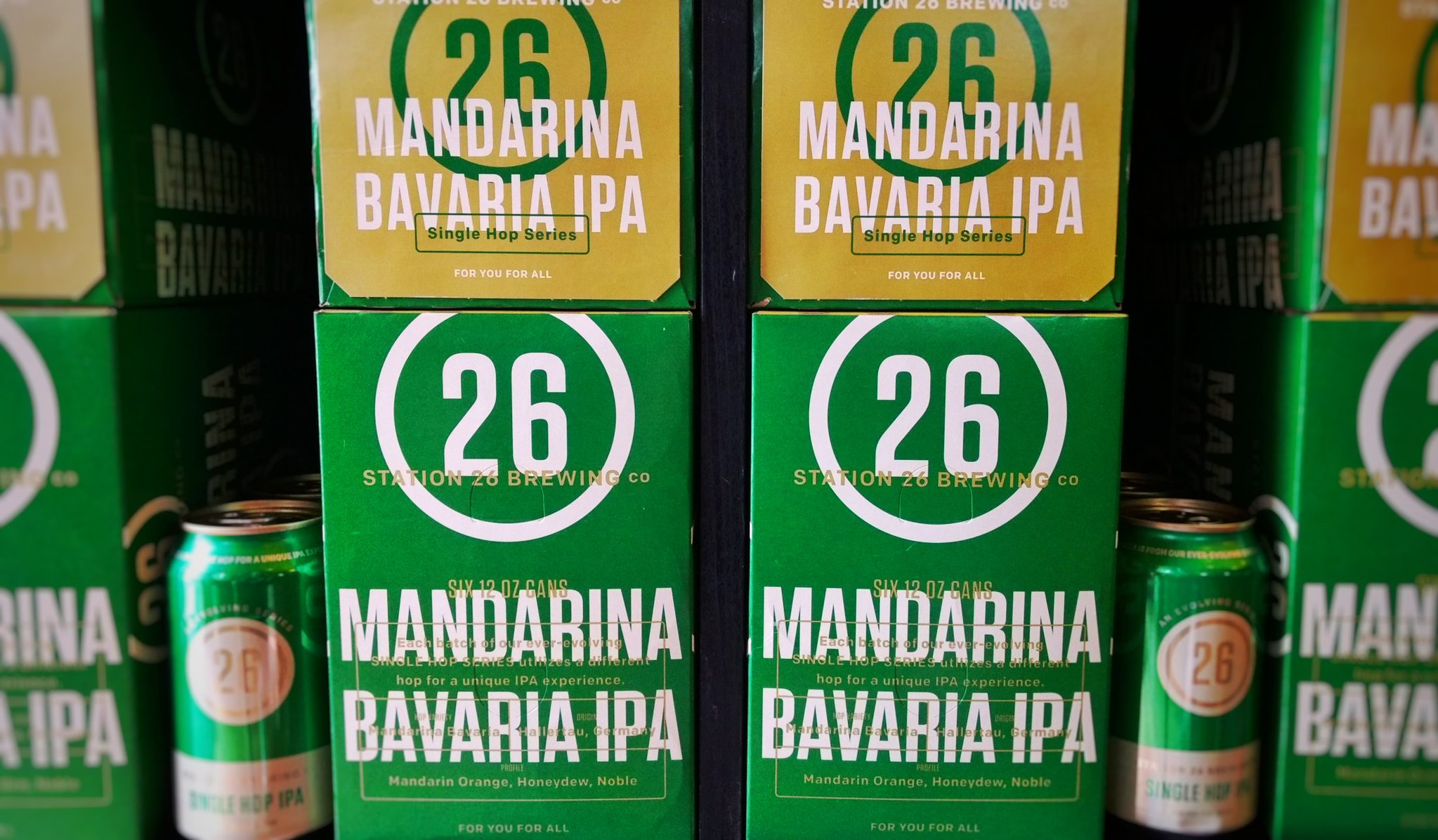 mandarina bavaria single hop Fellbach