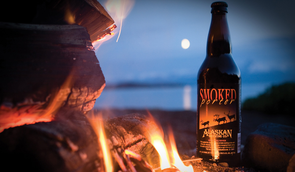 Alaskan Brewing Smoke Beer
