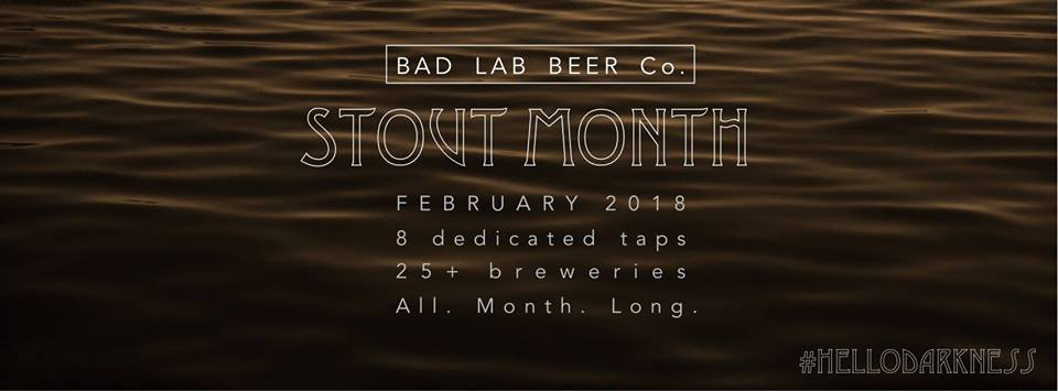 Stout Month