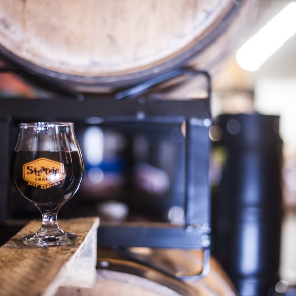 Corner Office Brewers strange craft beer pairing