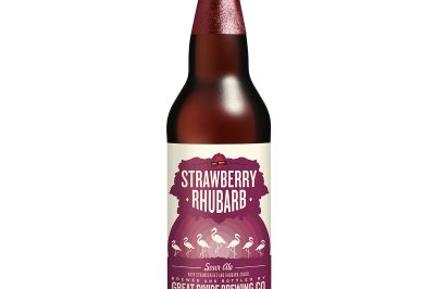 strawberry rhubarb sour ale great divide