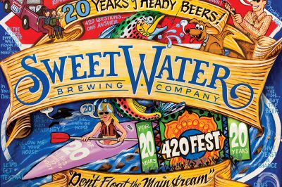 SweetWater 20th Anniversary