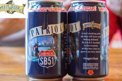 SweetWater Patriot Beer