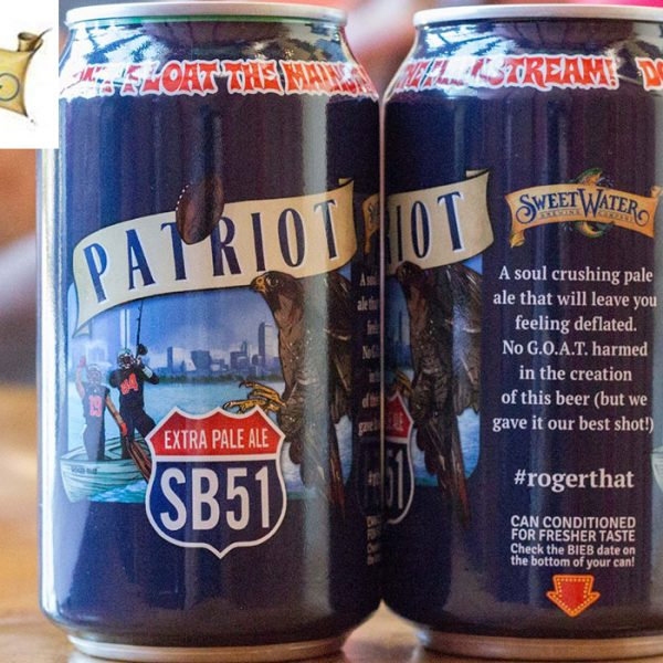SweetWater Patriot Beer