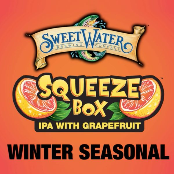 SweetWater Squeeze Box IPA