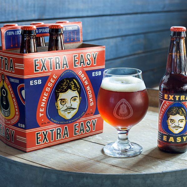 """Extra Easy"" Ale, Tennessee Brew Works"