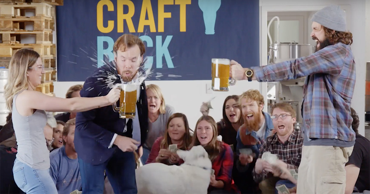 Take craft back has new fundraising plans to buy ab inbev for Take craft beer back