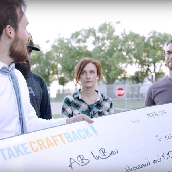 take craft back campaign