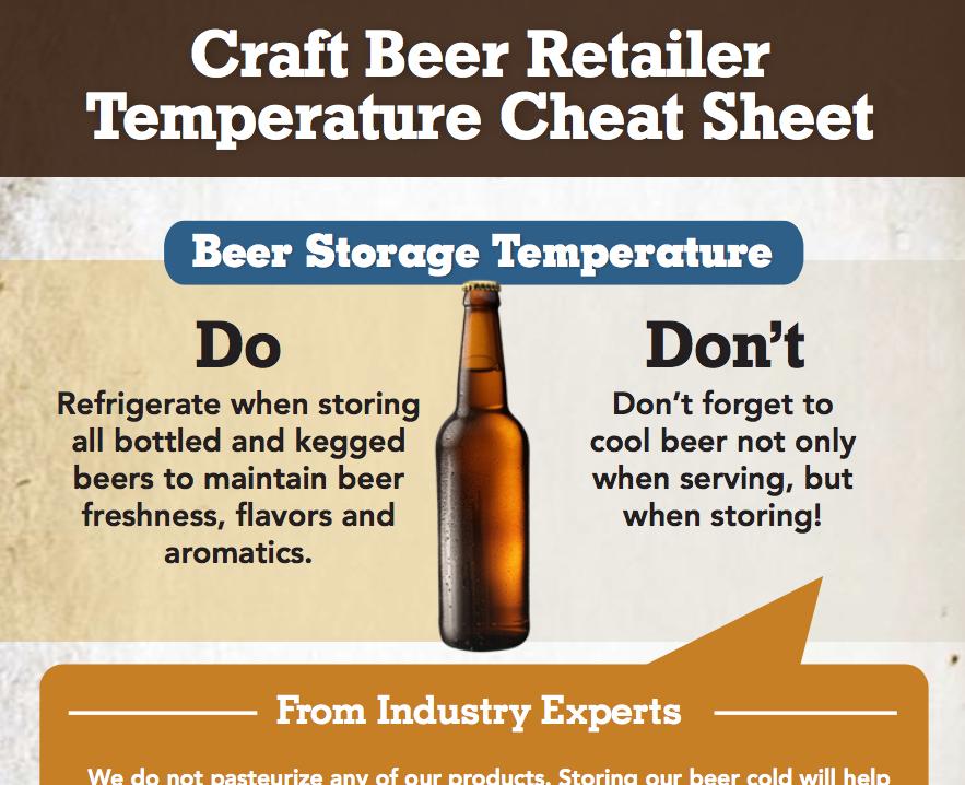 temperature tips for retailers
