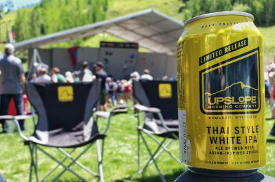 upslope brewing summer seasonals