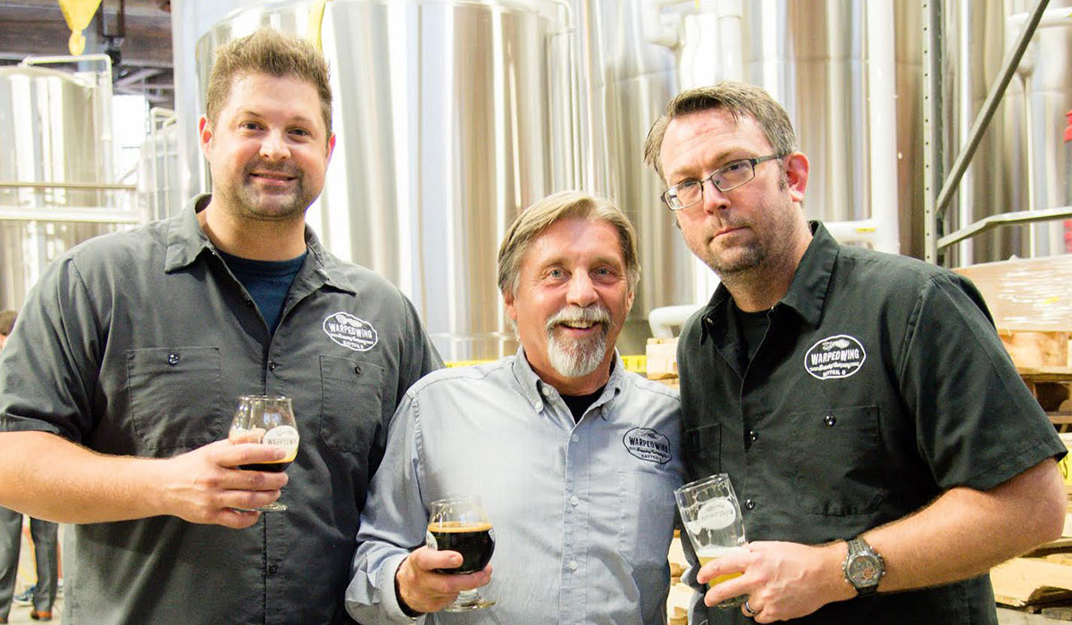 Warped Wing Founders