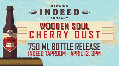 Wooden Soul: Cherry Dust