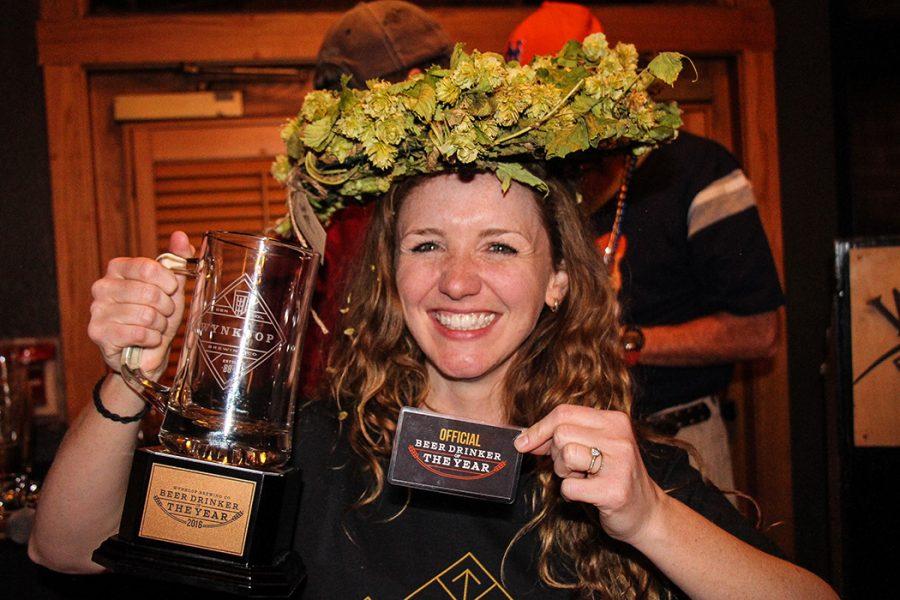 Wynkoop Beer Drinker of the Year