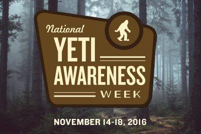 Yeti Awareness Social