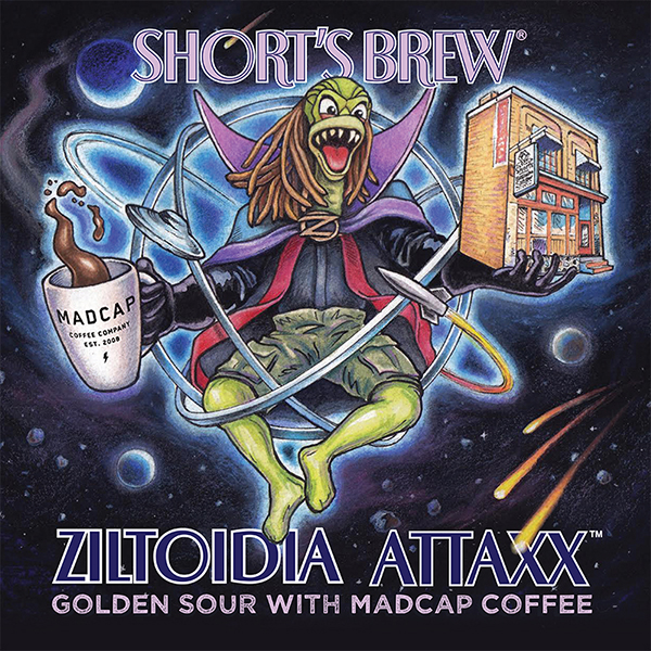 Ziltoidia Golden Coffee Sour