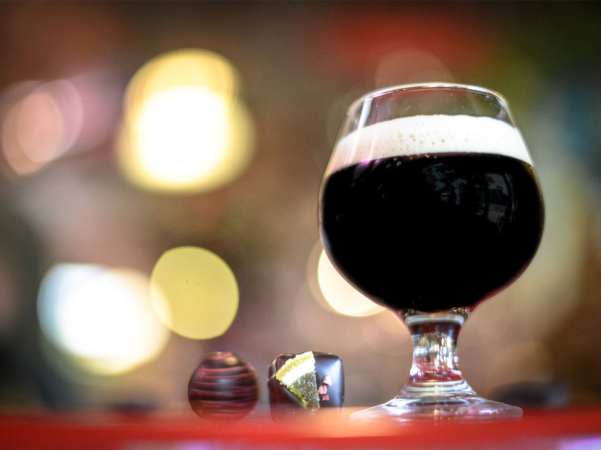 Beer and Chocolate's Not-So-Secret Love Affair
