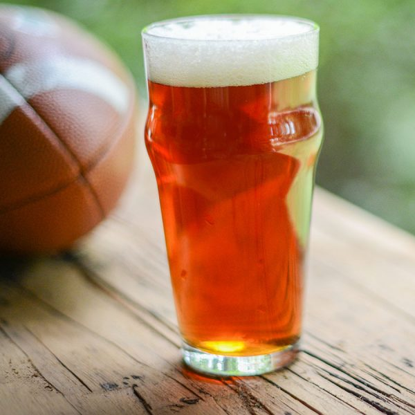beer football