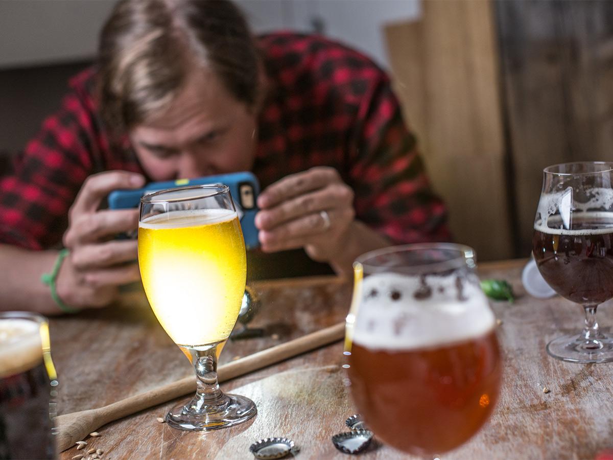Beertography