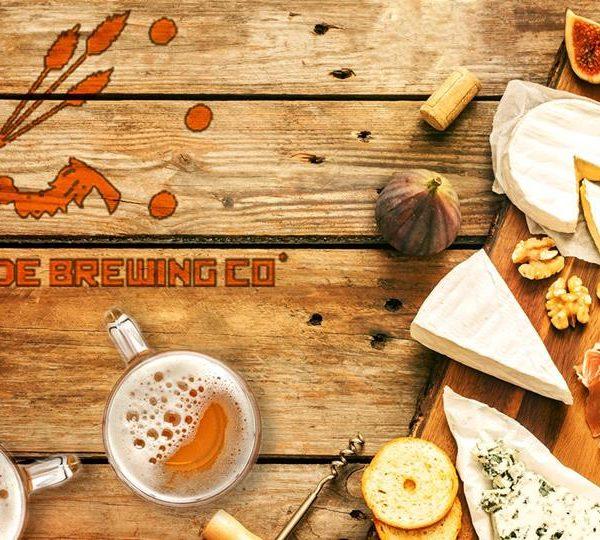Comrade Brewing Cheese Pairing