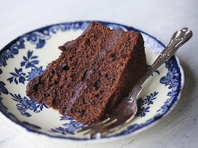 Temptress Chocolate Cake
