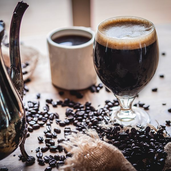 barrel aged coffee beers