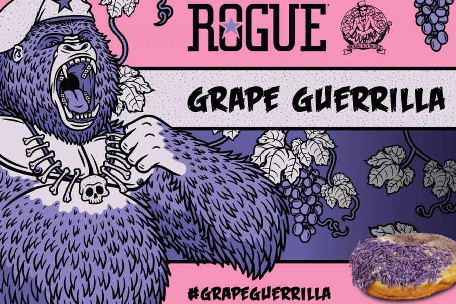 Rogue Grape Guerrila