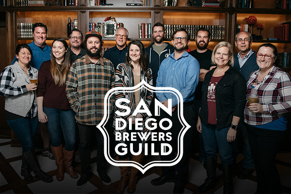 San diego brewers guild welcomes 2018 board of directors for Craft beer guild san diego